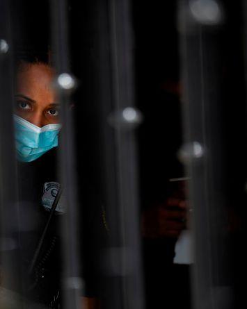 Capturan a 1 persona tras inspección del Servicio Secreto en D.C.