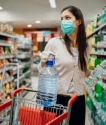 Expertos advierten sobre segunda ola de compras de pánico
