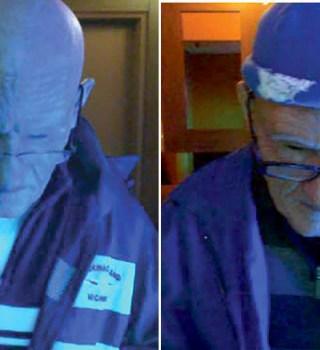 Cayó estafador tras disfrazarse de anciano para robar más de $100.000