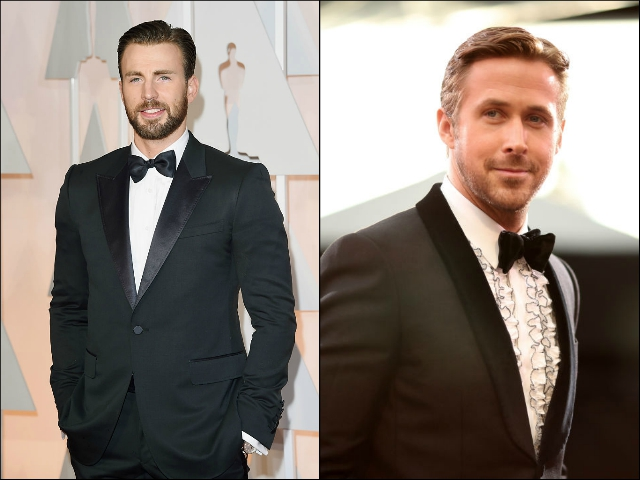 chris evans, ryan gosling