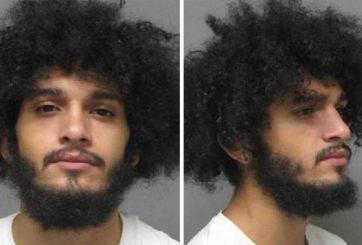 Puso su rodilla sobre el cuello de un niño de 2 años, ya fue arrestado