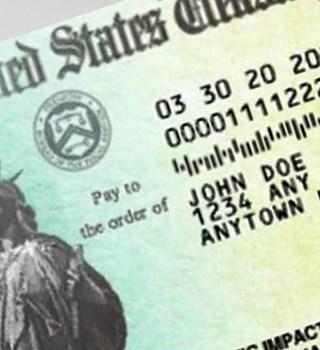 Tesoro intenta empezar a enviar los cheques de estímulo esta semana