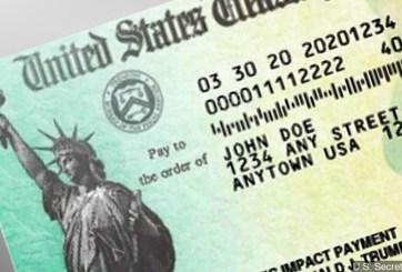 Republicanos del Senado no quieren nueva ronda de cheques de estímulo