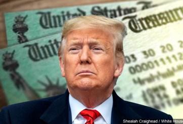 Trump siembra confusión en negociaciones para paquete de estímulo
