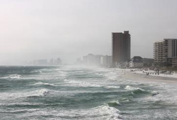Fuertes lluvias y vientos se esperan este fin de semana en Tampa