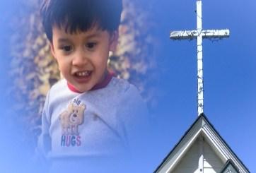 VIDEO: Dan el último adiós al pequeño Sebastián