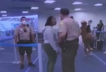 policía racista miami