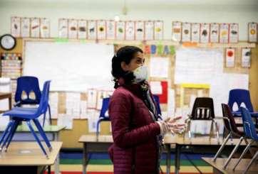 Planes de reapertura escolar varían según el condado