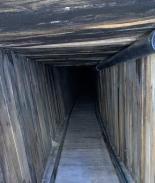Descubren el túnel transfronterizo «más sofisticado» de la historia