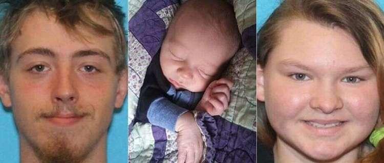 Buscan a bebé de 6 meses secuestrado por su padre y mujer en Montana