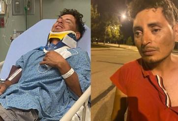 """Buscan al responsable de """"ataque racista"""" contra hispano"""