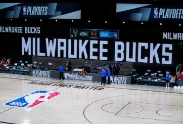 Equipo de la NBA abandona juego en protesta por la violencia racial