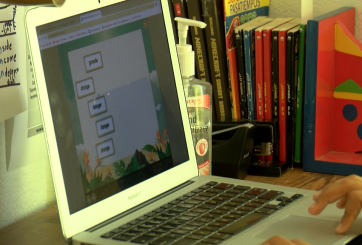 Hispanos enfrentan barreras para aprendizaje remoto