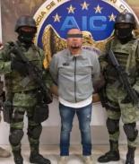 Detienen a 'El Marro', líder del Cártel de Santa Rosa de Lima
