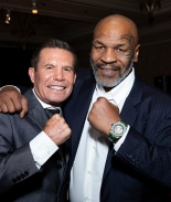 mike tyson, jc chávez