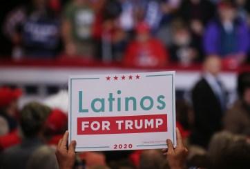 Latinos en Arizona apoyan y respaldan a Trump