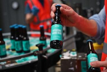 FDA alerta por desinfectantes de manos que parecen bebidas o bocadillos