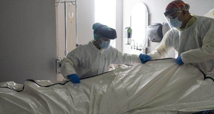 Reportan 56 muertes en San Diego a causa del COVID-19