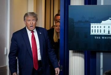 Facebook y Twitter penalizan a Trump por mentir y violar sus políticas