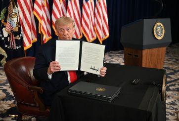 Orden ejecutiva de Trump amenaza el Seguro Social y Medicare