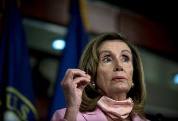 VIDEO: Captan a Nancy Pelosi sin tapabocas en salón de belleza