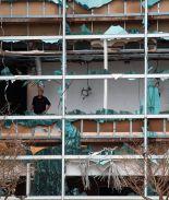 VIDEO: Fuertes imágenes de la desvastación por el paso del huracán Laura