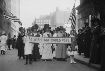 La 19a Enmienda en realidad no le dio a las mujeres el derecho al voto