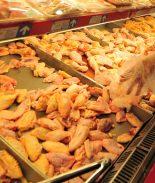 Alitas de pollo congeladas dieron positivo por coronavirus en China