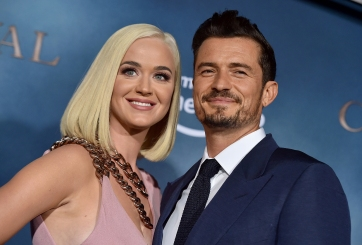 Nació la hija de Orlando Bloom y Katy Perry
