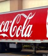 camión de coca cola