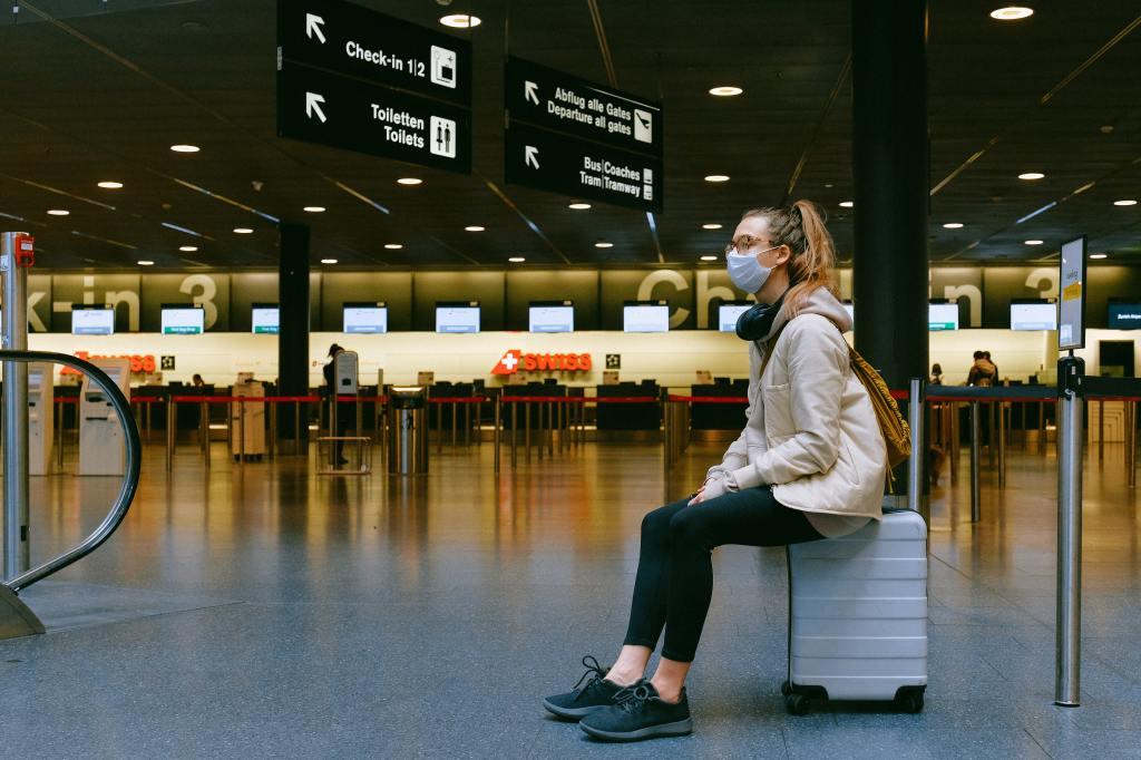 viaje, maleta, travel