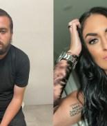 Entró armado a casa de luchadora de WWE a la que acosó por años
