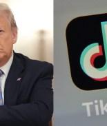 Trump cumple su promesa y prohíbe TikTok