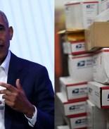 Obama acusa a Trump de manipular las elecciones al intervenir con USPS