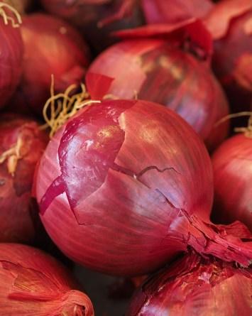 Cebollas moradas están ligadas a brote de salmonella en EE.UU.