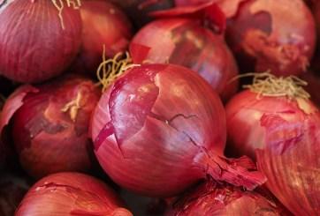 Extienden retiro de cebollas y otros alimentos por brote de Salmonella