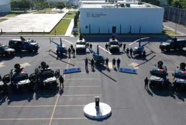 Gob. de Tamaulipas lanza escuadrón para luchar contra crimen organizado