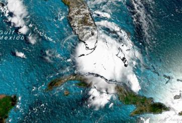 Florida bajo alerta por Tormenta Tropical Sally formándose en el Golfo
