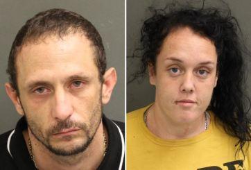 Identifican a pareja que apareció muerta en vehículo en Orlando