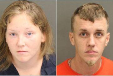 Arrestados por abofetear y obligar dormir fuera de casa sin ropa a menor