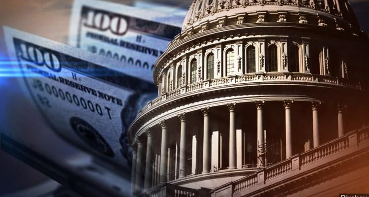 Senadores republicanos salen de Washington sin paquete de estímulo