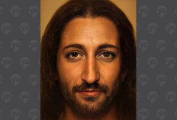 VIRAL: Recrean con inteligencia artificial el rostro de Jesucristo