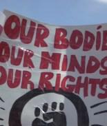 JUNTAS VOTAMOS: Sobre mi cuerpo, ¡decido yo!