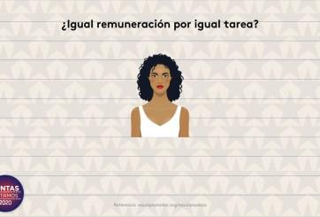 JUNTAS VOTAMOS: Justicia salarial para las mujeres ¡AHORA!