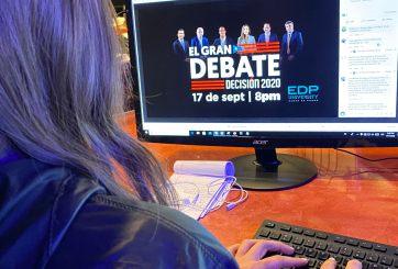 VIDEO: El Gran Debate entre candidatos a la gobernación de Puerto Rico