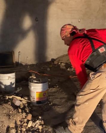 Obligan a colectivos a detener búsqueda de familiares en casa de Tijuana