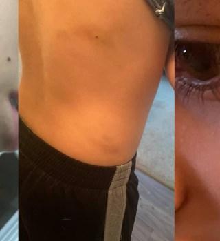 Niño hispano es abusado por sus padres, denuncia la familia