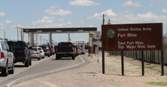 Fort Bliss se declara en estado de emergencia en temas de salud pública