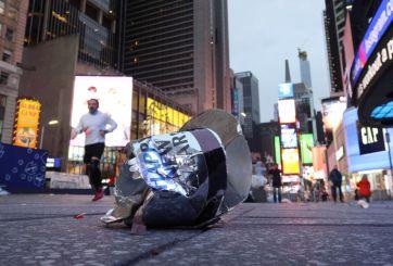 Cancelan la celebración de Año Nuevo en Times Square por Coronavirus