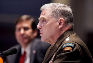 Crece temor en el Pentágono de que Trump use tropas en elecciones